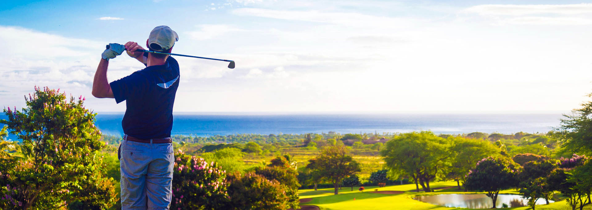 Golf at Round Hill