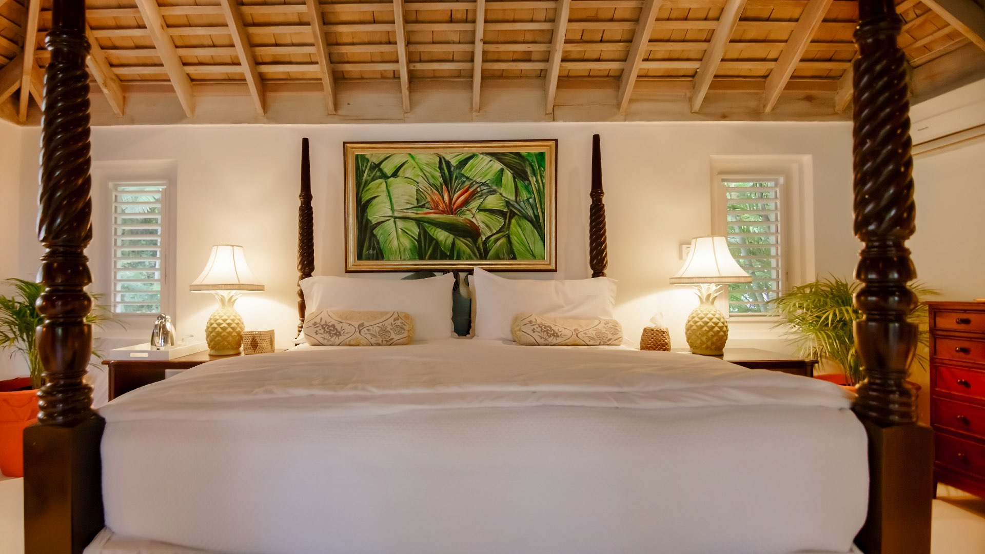 Hummingbird Suite at Jamaica Villa